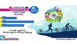 Gazipaşa'da Avrupa Hareketlilik Haftası kutlanacak