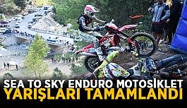 Sea To Sky Enduro Motosiklet Yarışları...